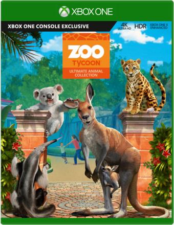 Zoo Tycoon: Ultimate Animal Collection na konsolę Xbox One