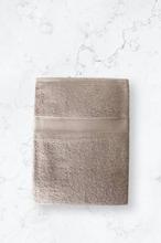Studio Total Home Håndkle Soft Towel 85x160 cm Brun
