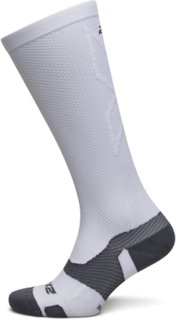 Vectr L.Cush Full Length Socks Underwear Socks Regular Socks Grå 2XU