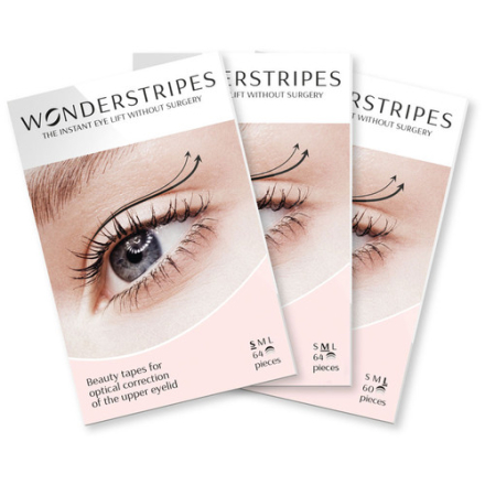 Wonderstripes The Instant Eye Lift Without Surgery - Small