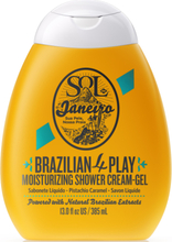 Sol De Janeiro Brazilian 4 Play Moisturizing Shower Cream-Gel 385ml 38