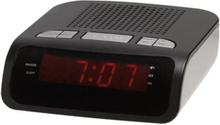 DENVER clockradio med FM-radio