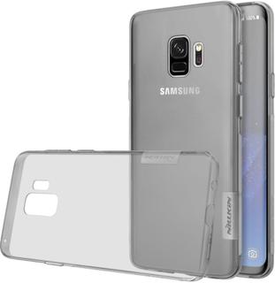 NILLKIN Samsung Galaxy S9 Nature Series 0.6mm TPU - Grå