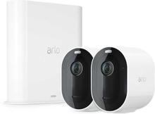 Trådlöst videoövervakningssystem Arlo Pro 3 - Startpaket med 2 kameror