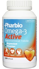 Pharbio Omega 3 Active 120 tabl