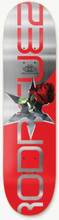 Primitive Skateboards - Paul Rodriguez Threat 8,25