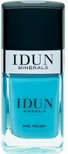 IDUN MINERALS Nail Polish Azurit 11 ml