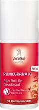 Weleda Pomegranate 24h Roll-On Deodorant 50 ml