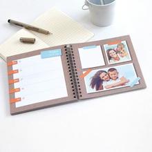 Medium fotokalenderbog
