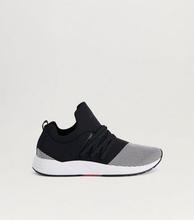 ARKK Copenhagen Sneakers Raven Mesh S-E15 Black White-MEN Svart