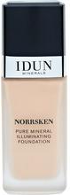 IDUN MINERALS Liquid Foundation Norrsken Freja 30 ml