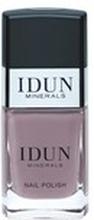 IDUN MINERALS Nail Polish- Granit 11ml