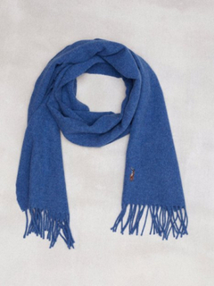 Polo Ralph Lauren Wool Scarf Skjerf og sjal Blue