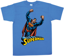 Superman Flying T-Shirt, Basic Tee