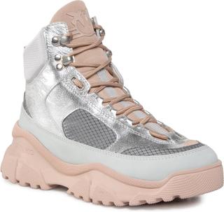 Sneakers PINKO - Love Trek High 1 Al 20-21 PBKSH 1P21Y0 Y6PW Grey II5