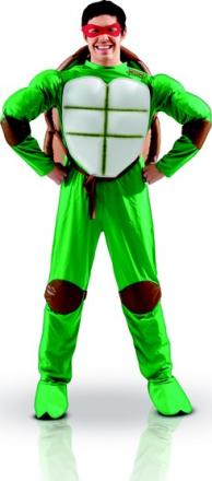 Udklædningsdragt lukses Teenage Mutant Ninja Turtles voksen - Vegaoo.dk