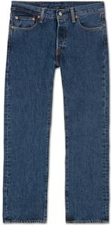 Regular fit jeans von Levi's. Grösse: W31L30. Farbe: Blå. Levi's 501 Original Fit Jeans Stonewash
