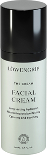Kjøp Löwengrip The Cream Facial Cream, Facial Cream 50 ml Löwengrip Dagkrem Fri frakt