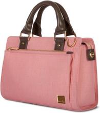 Moshi Lula Nano Crossbody Bag Coral Pink 24 cm x 8,5 cm x 16 cm