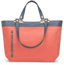 "Moshi Verana Tote Work Bag 13"" Laptop Amber Orange 1 stk"