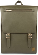 "Moshi Helios Mini Backpack 13"" Laptop Olive Green 1 stk"