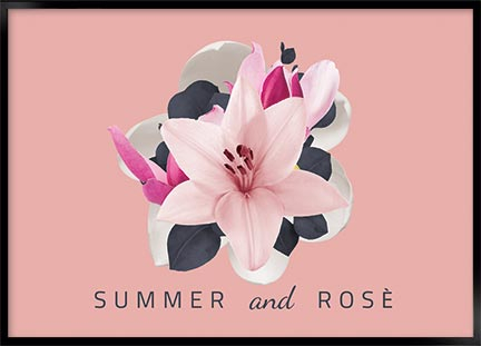 summer and rose
