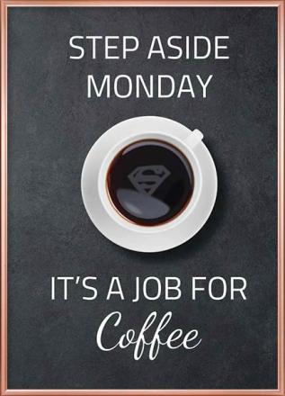 kaffe superhelt