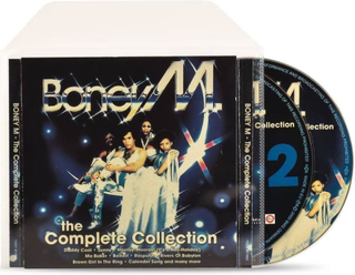 Dubbel CD fickor - plats för 2 CD-skivor - 50 st.