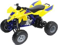 Fyrhjuling Suzuki Quadracer R450 New Ray - 1:12