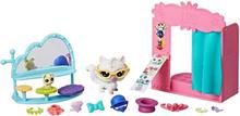 Littlest Pet Shop Mini Leksaksset Fotobås