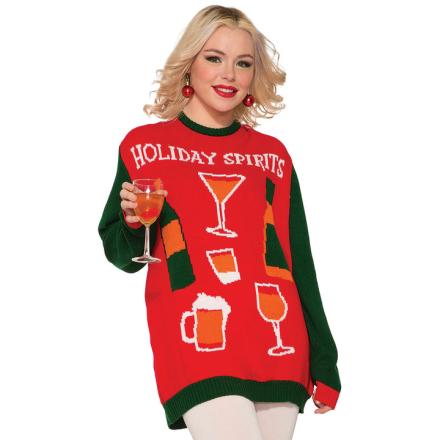 Hauskat Joulupuserot - Drinks XL