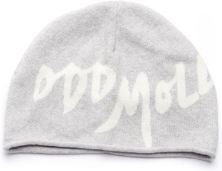 Odd Molly Hey Baby Beanie Light Grey Melange One size