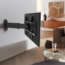 """NewStar vægbeslag til 37""""-70"""" fladskærm fuld bevægelse 4-68 cm sort"""