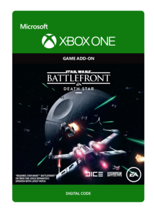 Star Wars Battlefront: Death Star Expansion Pack - CDON.COM