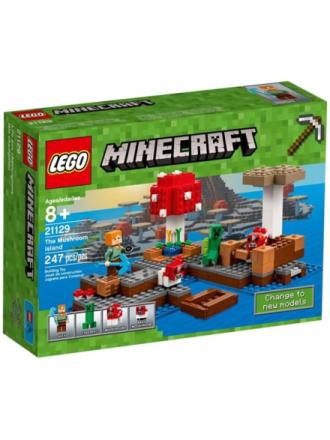 Minecraft 21129 Svampe-øen - Proshop