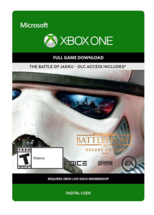 STAR WARS BATTLEFRONT DELUXE EDITION - CDON.COM