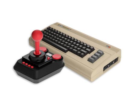 The Commodore 64 Mini Retrokonsol