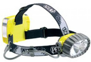 Petzl- DUO LED 5 Pannlampa