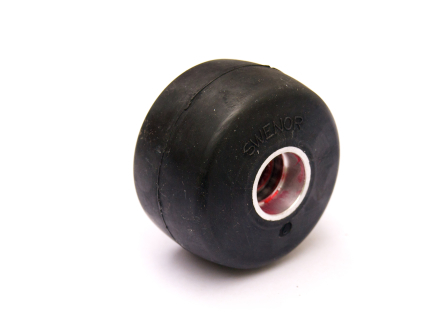 Swenor Fibreglass löst bakhjul