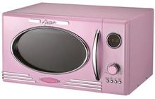 Mikrovågsugn retro / Classica Pink