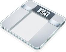 Beurer badevægt med kropsanalyse BG13 glas 760.30