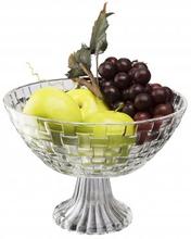 Glitter fruktskål på fot