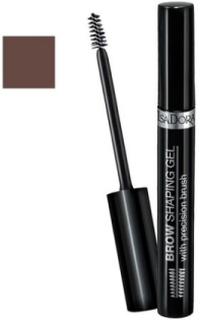 Isadora Brow Shaping Gel Dark Brown