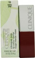 Clinique Pop Lip Colour and Primer 3.9gr 15 Berry Pop