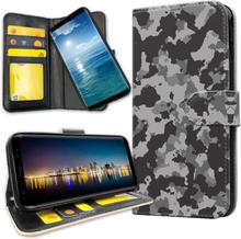 Samsung galaxy s20 ultra - mobilfodral kamouflage