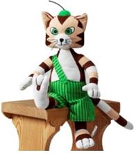 Martinex Katten Findus, 30 cm
