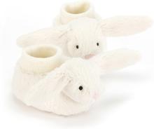 Jellycat - Bashful Cream Bunny Booties