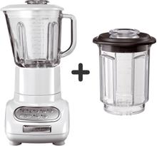 KitchenAid - Artisan Blender 1.5 + 0.75 L, White