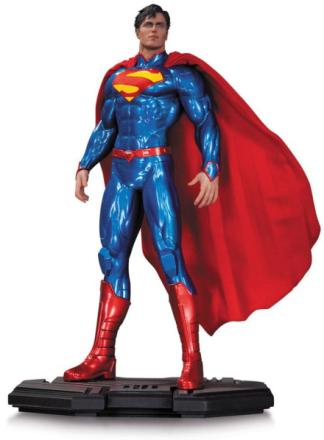 DC Comics Icons - Superman New 52 Statue - 1/6