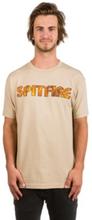 Spitfire Pyre T-Shirt sand S